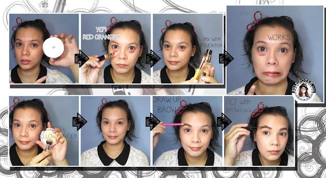 Langkah langkah Makeup Bagian Wajah dan Alis