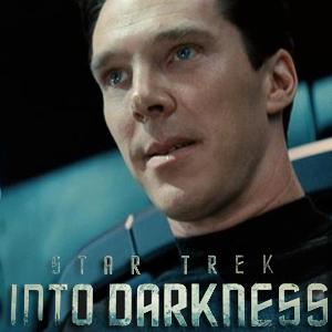 Benedict Cumberbatch en Star Trek En la Oscuridad