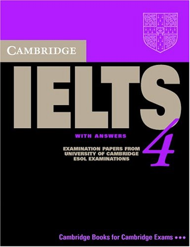 ielts Cambridge 4 book