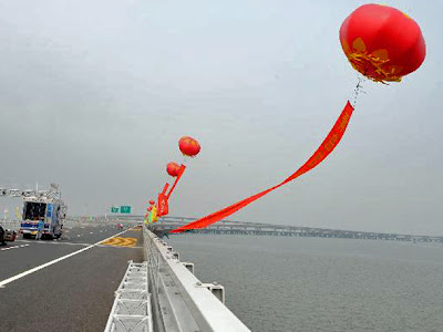 Shandong+Highway jambatan+terpanjang+dunia billyinfo5 Jambatan Terpanjang Di Dunia Kini Di China