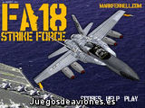 FA 18 Strike Force | Toptenjuegos.blogspot.com