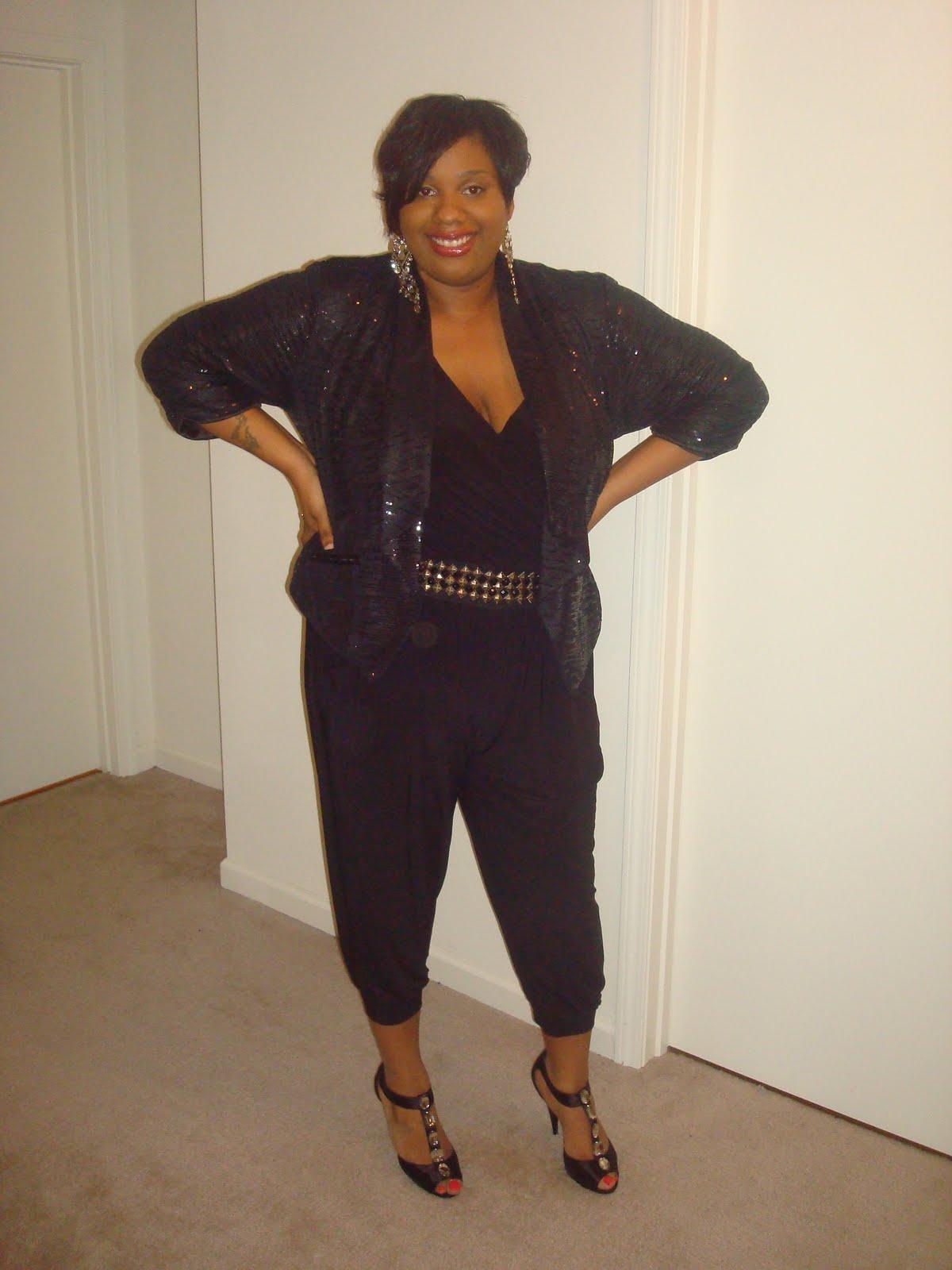 Gibson Chic All Black Affair