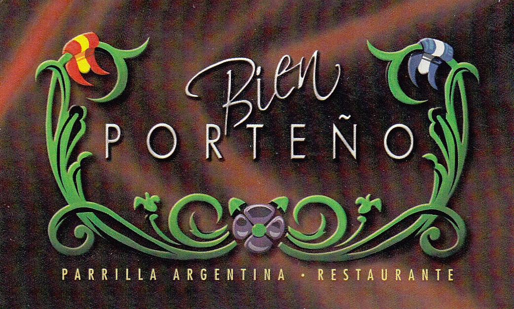 The traveler 39 s drawer bien porte o parrilla argentina - Parrillas argentinas en madrid ...