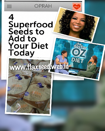 SUPERFOOD FOR OPRAH