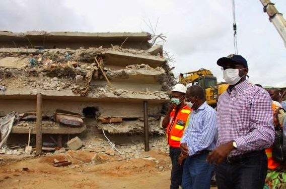 synagogue building collapsed