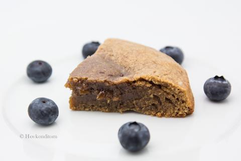 Protein Cinnamon Mud Cake