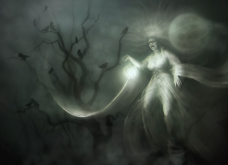 imagen de una banshee
