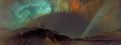 Obraz Frederica Edwina Church'a jako symbol myślenia magicznego o psychoterapii