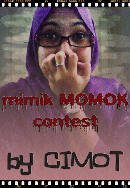 mimik MOMOK contest by CIMOT
