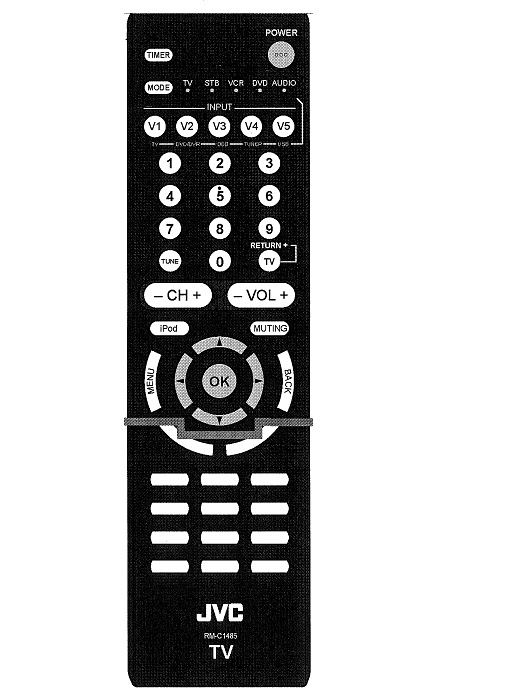 Jvc Rm C1485 Remote Control Setup Code on electronic circuit diagrams
