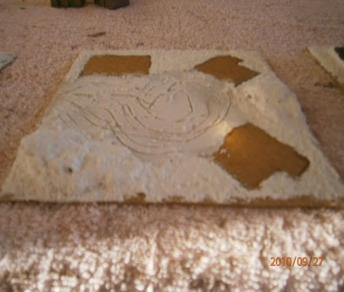 Making Diorama Bases Picture 2