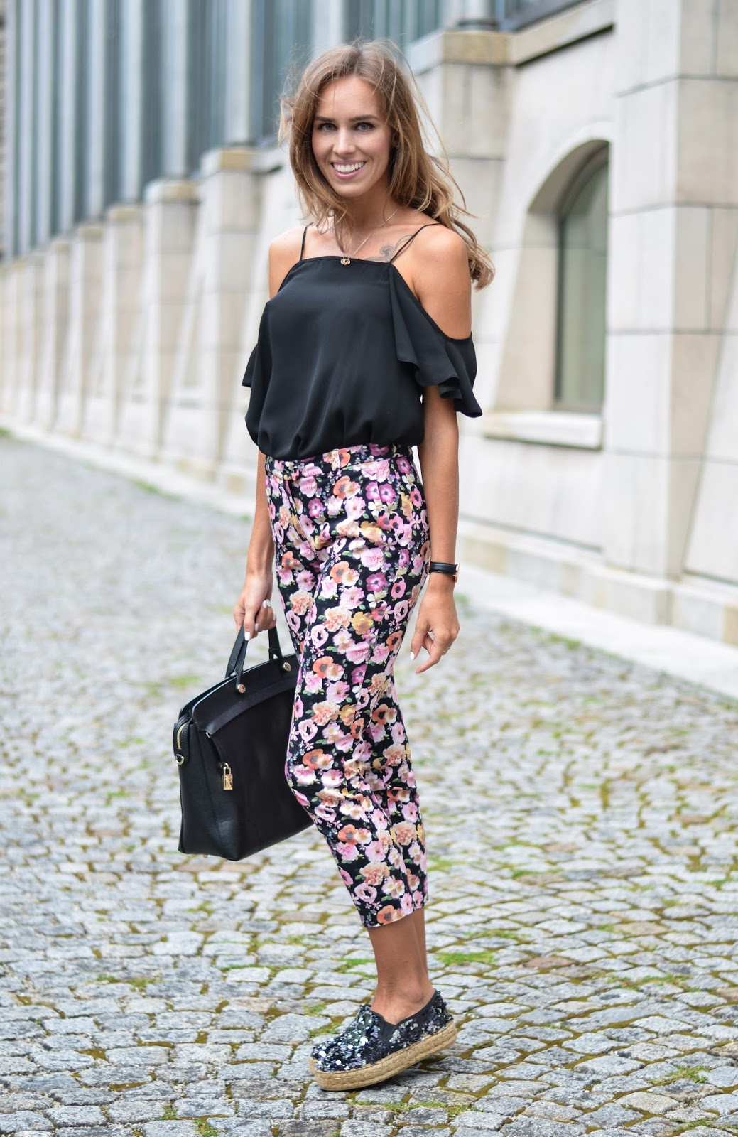 kristjaana mere summer 2015 trend outfit street style fashion blogger