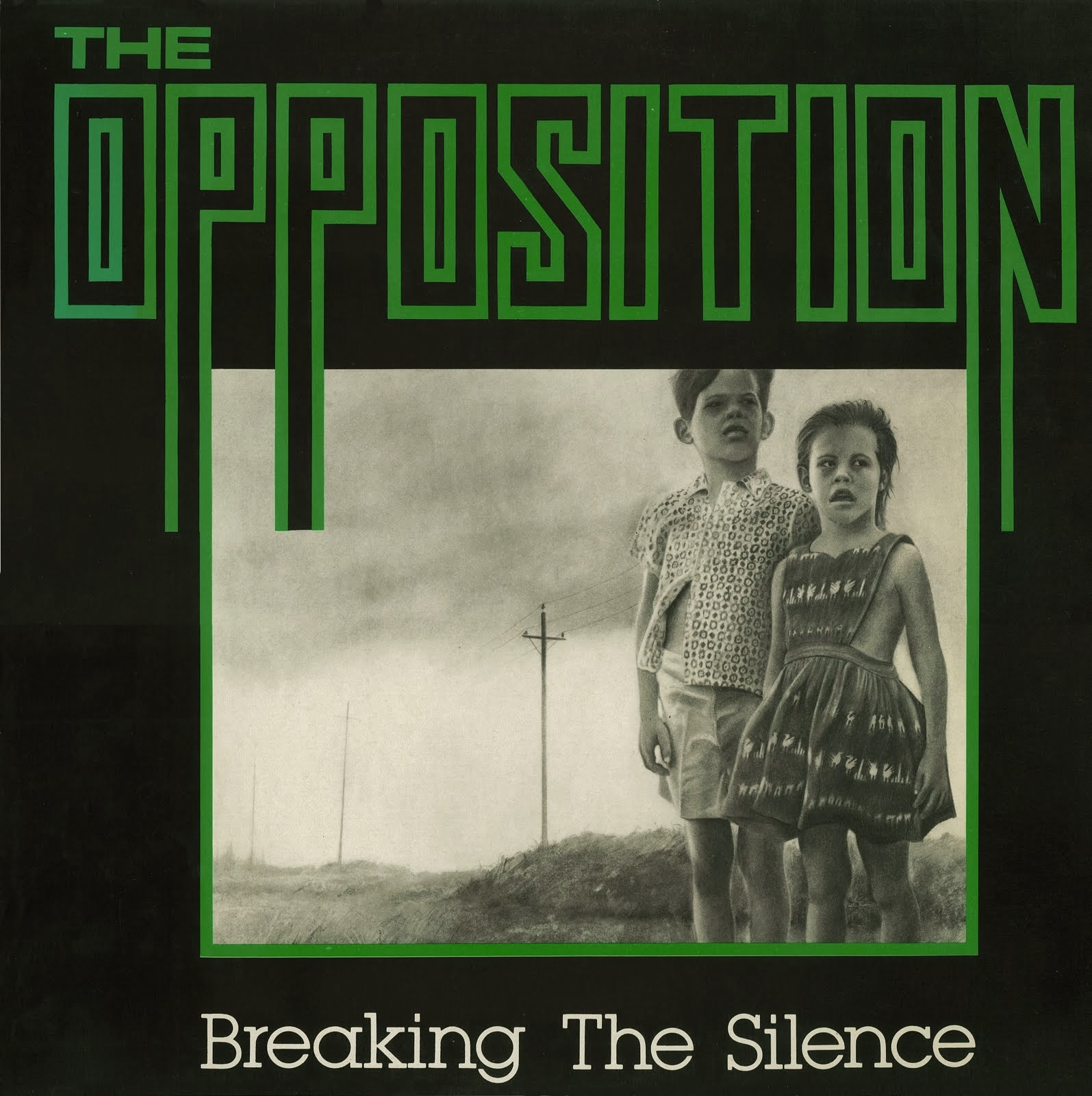 breaking the silence Using a series of interviews with members of the second generation, breaking  the silence is a qualitative, interdisciplinary exploration how their lives were.