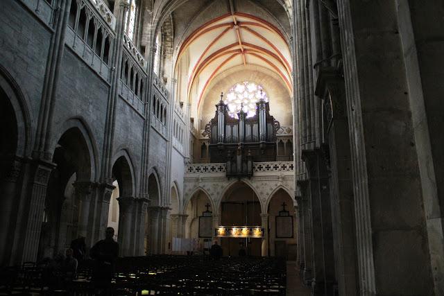 Cathédrale Saint Vincent - Chalon-sur-Saône