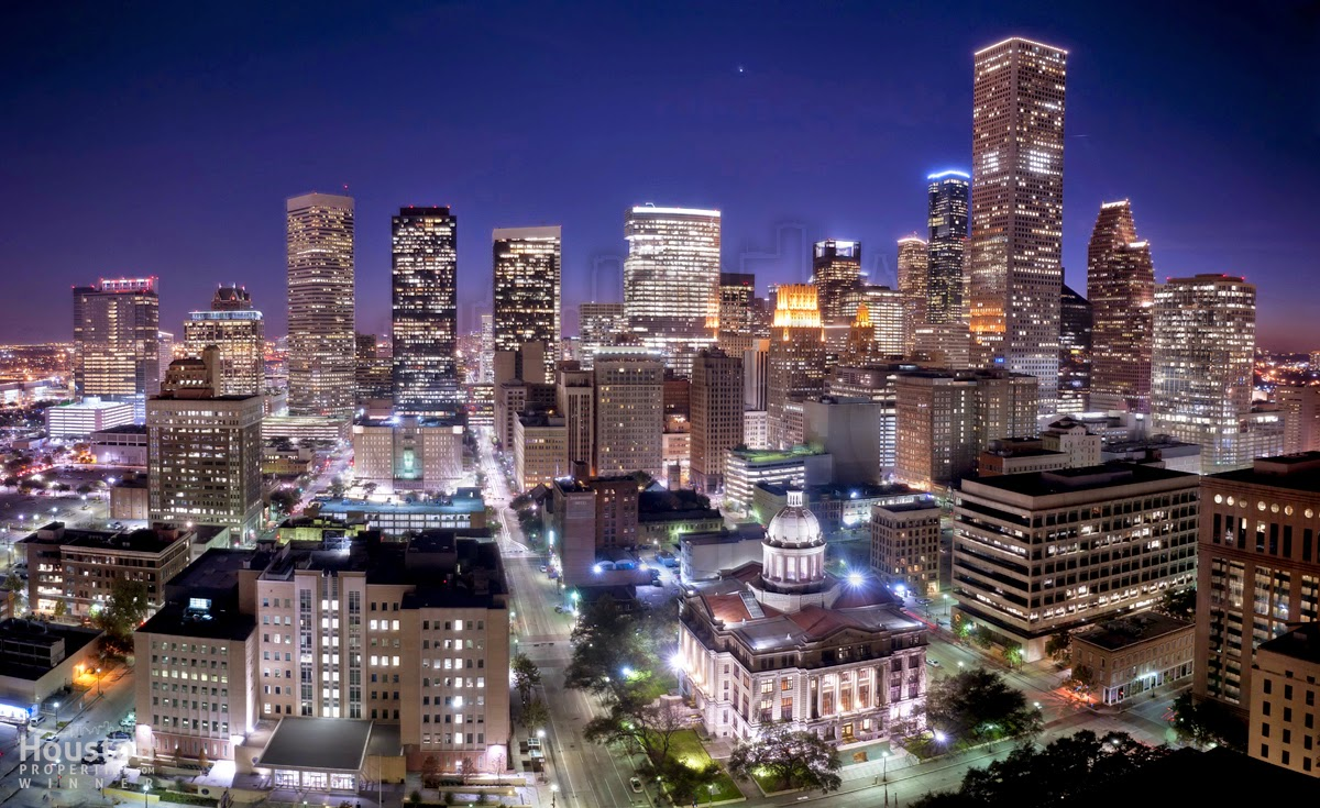 World Visits: Houston, America's Fourth Largest City
