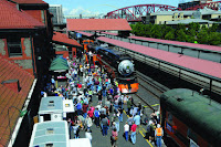 National Train Day, Portland 2010