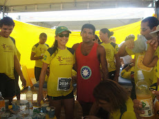 Maratona pao de açucar de revezamento 07/07/2013