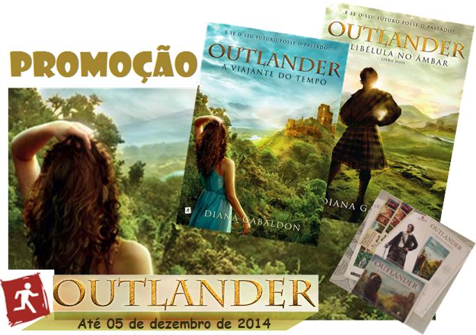 Promoção Outlander