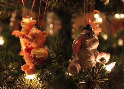 winnie the poo ornaments