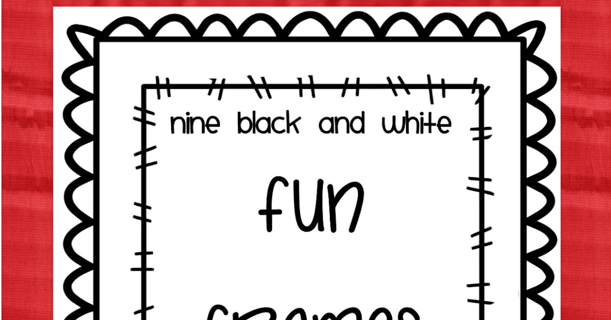 Granny Goes to School: Fun Frames Freebie