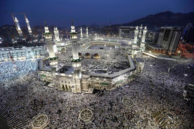 Revolusi Ilmiah - Masjid Al-Haram adalah Masjid Termegah di Dunia