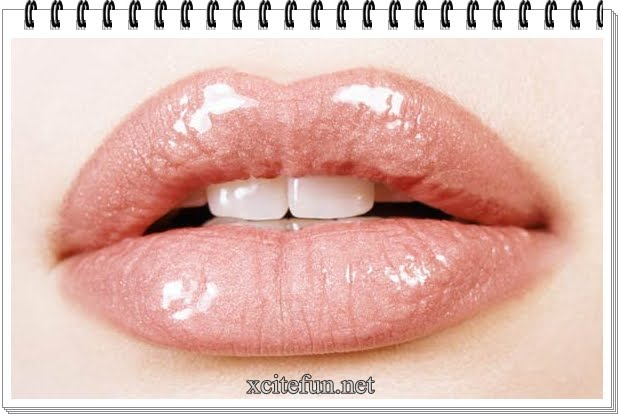 How to Making Naturally Lips Pink and Smooth!