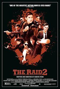 The Raid 2: Berandal Poster