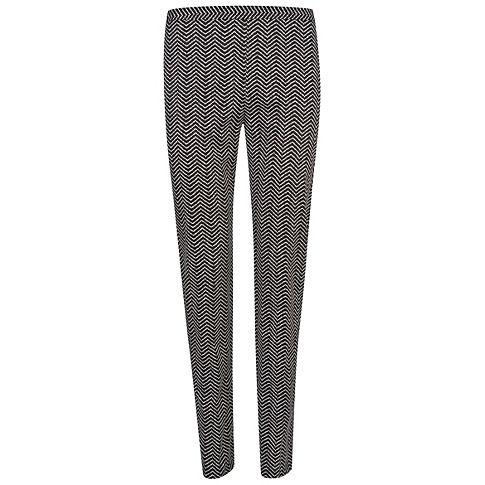 chevron trousers