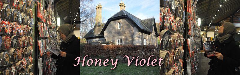 Honey Violet