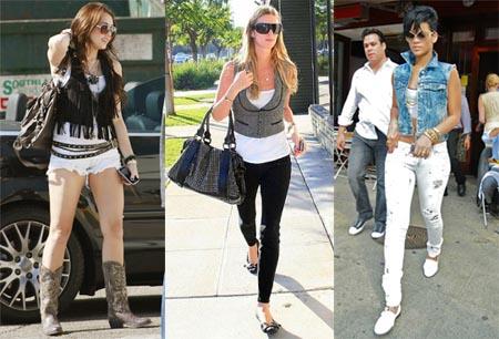 Los chalecos son la prenda favorita de los fashionistas, sobre todo ...