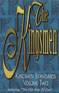 The Kingsmen Quartet-Kingsmen Standards-Vol 2-