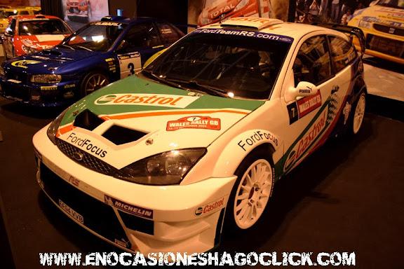 Ford Focus WRC Madrid Motor Days