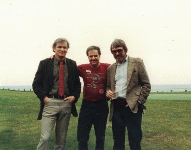 Barney McClure, George Fendel, & Bud Shank
