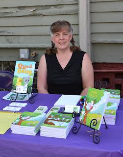 Author Aileen Stewart