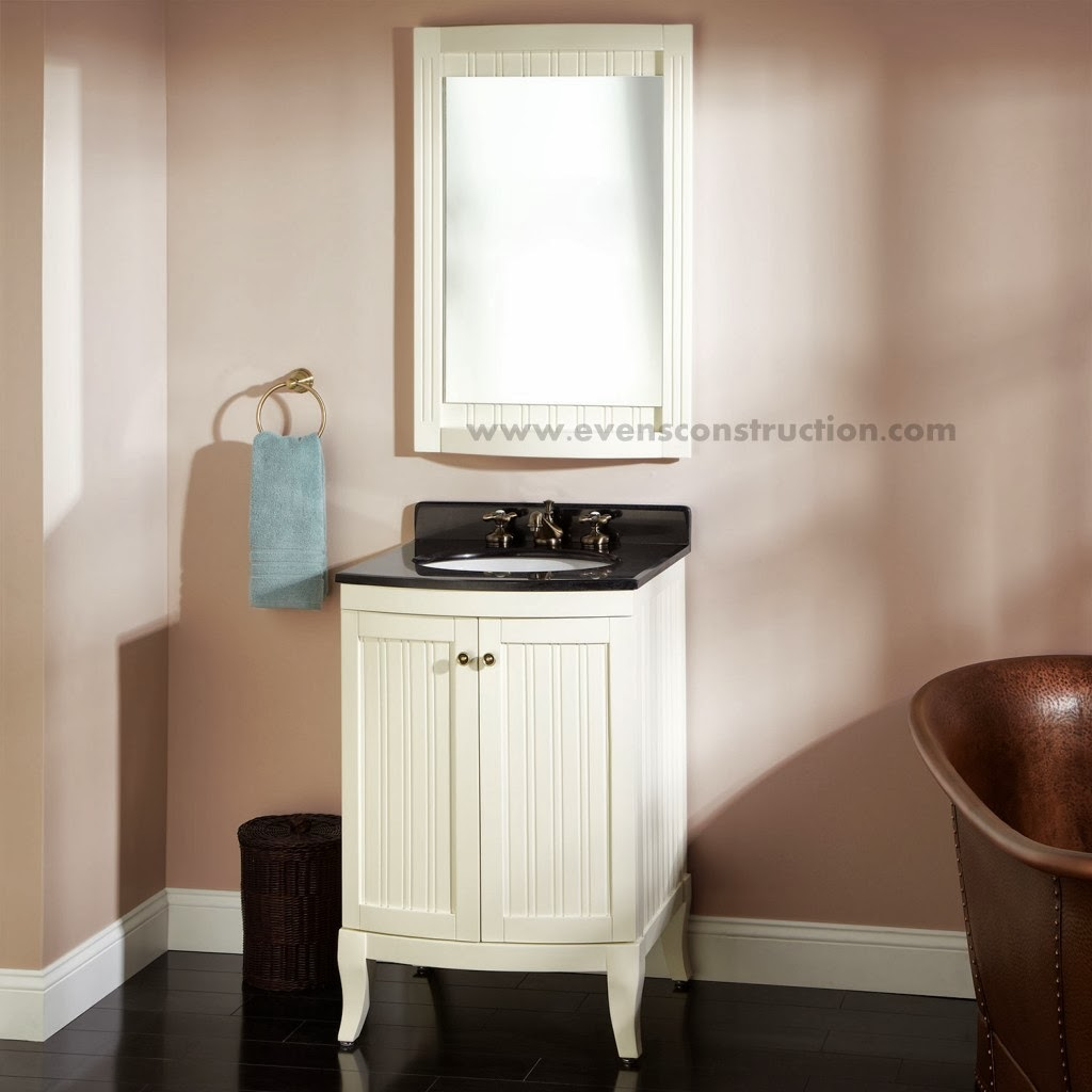 Traditional bathroom mirrors what to wear with khaki pants for Bathroom mirror styles