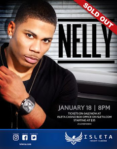 January 18, 2020 - Nelly - Isleta Casino