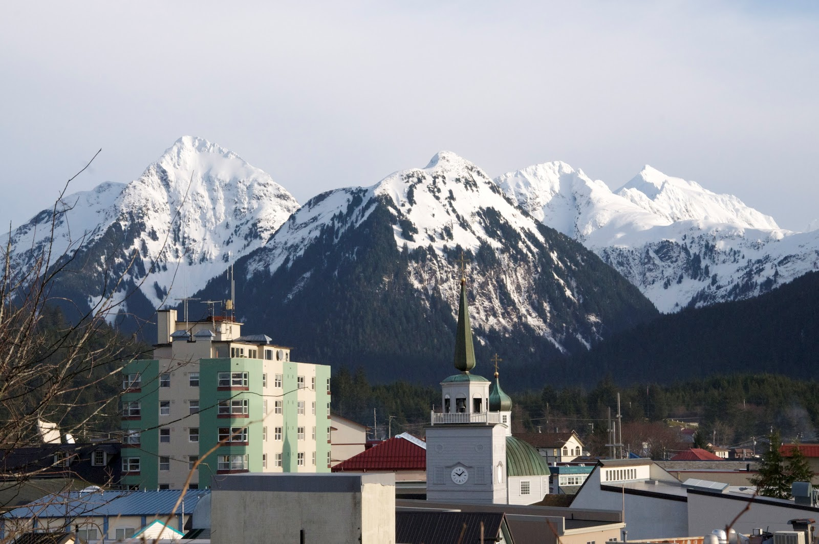 Juneau (AK) United States  city photos : Big, beautiful and wildly bountiful. Far away, rurally isolated and ...