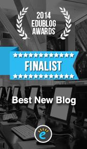 Edublog Finalist!