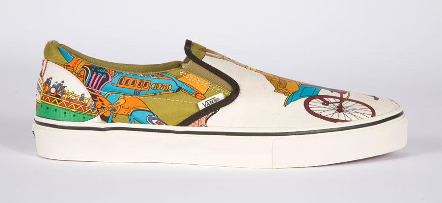best made handbags - We Want: The Custom Herm��s X Vans Slip-Ons �C Toronto Is Fashion ...