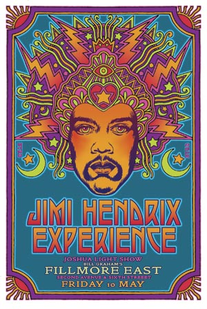 Classic Fillmore Concert Poster of the Week
