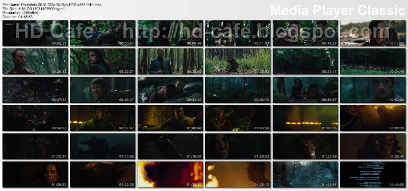 Predators 2010 video thumbnails
