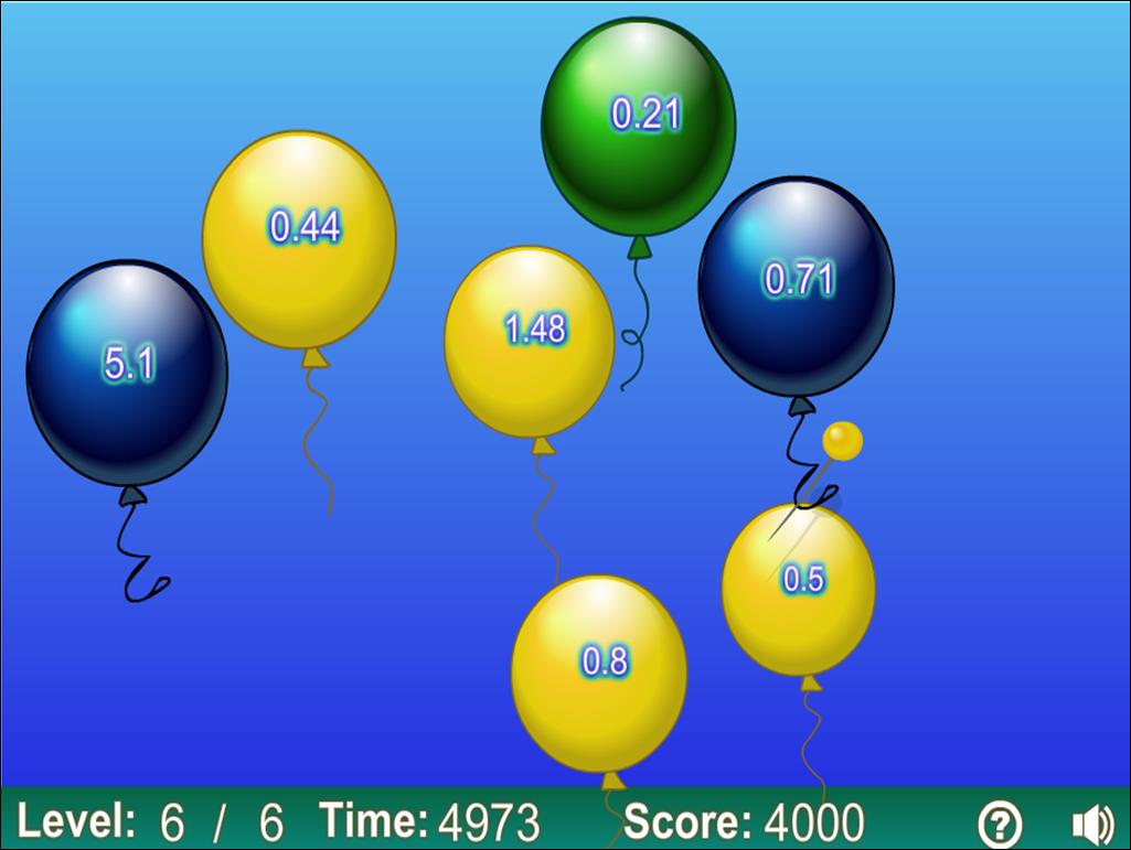 http://www.sheppardsoftware.com/mathgames/decimals/BalloonPopDecimals1.swf