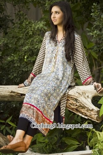DIVA Couture - Lawn Collection 2015-16
