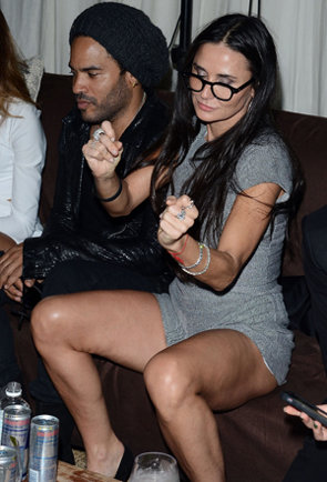 Pictures of demi moore having sex