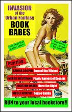 Invasion of the Urban Fantasy BOOK BABES