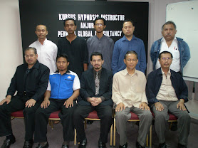 KURSUS HYPNOSIS INSRUCTOR SHAH ALAM (24 JULAI 2011)