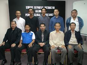 KURSUS HYPNOSIS INSRUCTOR SHAH ALAM (24 JULAI 2011)