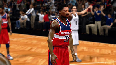 NBA 2K13 Cartier Martin Cyberface Patches