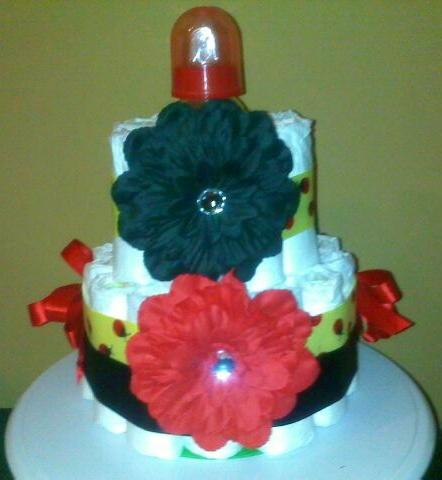 diaper cakes atlanta february 2013