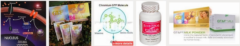 Glucose Tolerance Factor  :  Agent For Diabetic Treatment And Healing Process